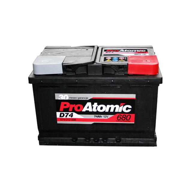 Akumulatori Pro Atomic